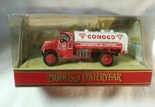 1930 MACK AC TANKER MATCHBOX MODELS OF YEASTERYEAR 1990 CONOCO Y24B New In Box