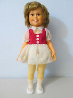 """Ideal Shirley Temple Doll 1972 15"""""""
