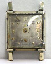 Vintage Benrus BA 4 - 17 Jewel Watch in 10K Gold Filled Case