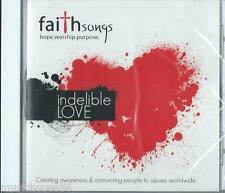 FAITHSONGS - Indelible Love - Christian Music CCM Worship CD