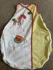 Unisex Super Cute Baby Sleeping Bag 0 - 6 Months : Summer 1 Tog Dream Pod