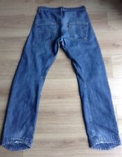 LEVI'S TWISTED / ENGINEERED JEANS SIZE 30 X 32 SOME WEAR SEE DESCRIPTION