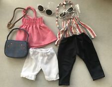 New! American Doll or Any 18� Doll 8-piece Outfits And Accessories