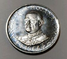 MALTA-ORDER OF 1964 1 Scudo Silver Proof - Mtg=1000