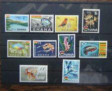 Ghana 1967 New Currency set to NC 2.00 on £1 MNH