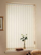 CREAM Vertical Blind 122cm width x 137cm Drop NEW