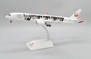 JC Wings 1:200 JAL Japan Air A350-900 'Arashi Thanks Jet - Flaps Down' JA04XJ