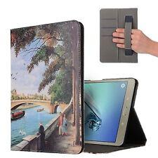 Für Samsung Galaxy Tab S3 SM T820 T825 9,7 Book Case im Sleeve Schutz Tasche