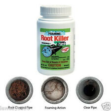 ROEBIC FOAMING ROOT KILLER for Drains robic