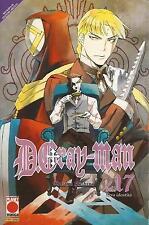 MANGA - D. Gray-Man N° 17 - Prima Ristampa - Planet Manga - NUOVO