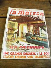 plaisir de la maison n° 114 chambres - le bois de chauffage - style américain
