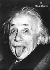 Pubblicità Poster APPLE Think Different Albert Einstein