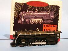 HALLMARK LIONEL TRAIN SERIES ORNAMENT 1st IN SERIES