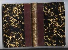 GUERIN DE LITTEAU MELODIES POESIE LYRIQUE 1856 EO RELIE