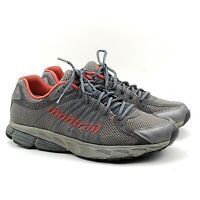 Montrail Fluid Guide Fluid Foam GT Mens Gray Trail Running Shoes Sneakers Sz 10