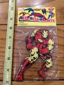 Mega Mega Magnets: Marvel IRON MAN from PopFun - Mix and Match!