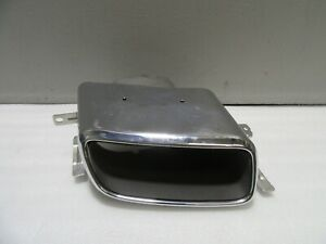 2016 2017 2018 2019 Volvo XC90 Rear Right Exhaust Tail Pipe Tip Oem 31353398