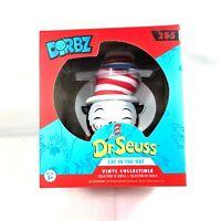 Funko DORBZ Dr. Seuss CAT IN THE HAT #285 Vinyl Collectible Funko Pop Brand New