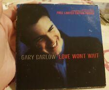 GARY BARLOW LOVE WONT WAIT  CD 2 (no poster)