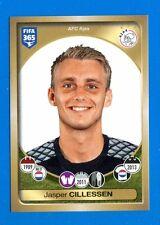 FIFA 365 2016-17 Panini 2017 Figurina-Sticker n. 190 - CILLESSEN - AJAX -New
