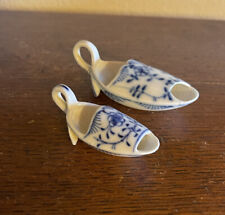 Antique Porcelain Invalid Spoons