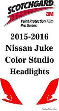3M Scotchgard Paint Protection Film Pro Serie Fits 2016 Nissan Juke Color Studio