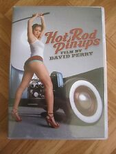 Hot Rod PinUps DVD David Perry Kustom Lowrider Bobber Chopper Chev Ford Lincoln