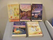 Lot of 5 SHARON SALA - Romance - BLESSINGS, GA series - 2 thru 6 - pbs FREE SHIP