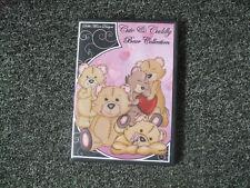 Debbie Moore Designs cardmaking cd Valentine Bears