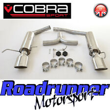 COBRA Exhaust Mercedes (W204) C250 CDI C200 C220 DIESEL DUAL-C350 stile ME12