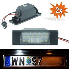 LED Kennzeichenbeleuchtung Nissan Infinity Juke Node TN 265108990A H04
