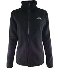 The North Face Women's 300 WT Tundra Heaviest Fleece Full Zip Jacket Black Med
