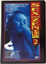 SEX AND ZEN 2 DVD ORIGINALE
