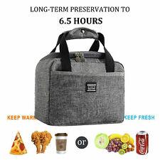 Sac Isotherme Glacière Boîte à Repas Déjeuner Goûter Stockage Voyage Lunch Bag*