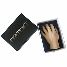 Tattoo Supplies Silicone Tattoo Practice Hand Dummy Fake Skin For Artists And