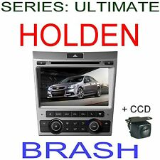 "8"" VE COMMODORE SERIES 1  DVD GPS NAVIGTION B/TOOTH STEREO AM/FM + CCD CAMERA"