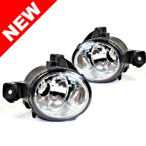 08-13 BMW E82 1-SERIES 2DR COUPE M-TECH FOG LIGHTS - CLEAR