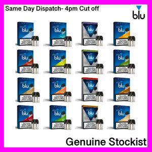 My Blu Liquid Pods Intense Liquidpod Vape Refills Various Flavours & Strengths
