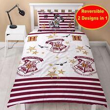 Harry Potter babbani Set Copripiumino Singolo Biancheria da letto