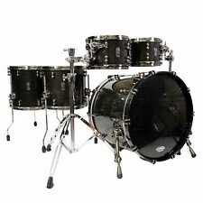 Mapex Black Panther Black Widow 5pc Shell Pack - Pre-owned