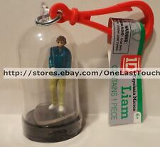ONE DIRECTION Keychain Micros LIAM Mini Figurine+Red Clip COLLECTIBLE 1D Ages 6+