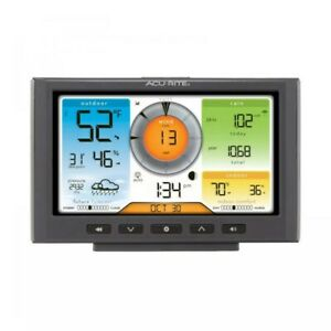 AcuRite Digital Weather Center with Wi-Fi Connection 5 in 1 Sensor No Ship CA