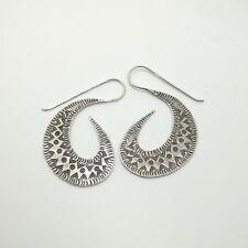 Fine Silver Sterling 925 Earrings Drop Dangle Styles Vintage Hook Fashion 2018