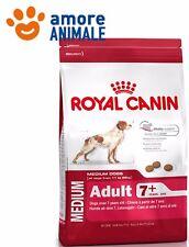 Royal Canin Medium Adult 7+ Confezione 15 kg - crocchette per cane cani.