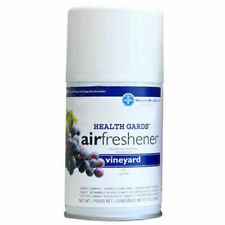 AirWorks 07934 Metered Aerosol Air Fresheners, Vineyard, 12/Case