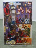 Deadpool #23 Variant Cover Secret  Marvel Comics vf/nm CB1569