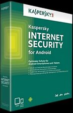 Kaspersky Internet Sicurezza per Android 3 Licenze ESD Download