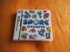 Spore Creatures Nintendo DS
