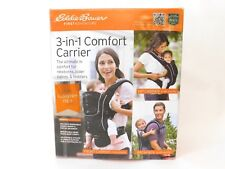 Eddie Bauer First Adventure Active 3-in-1 Comfort Carrier BABY - New in Open Box