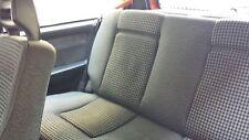 FIAT UNO turbo mk2 1400 89 racing sedia sedile panca divano posteriore rear seat